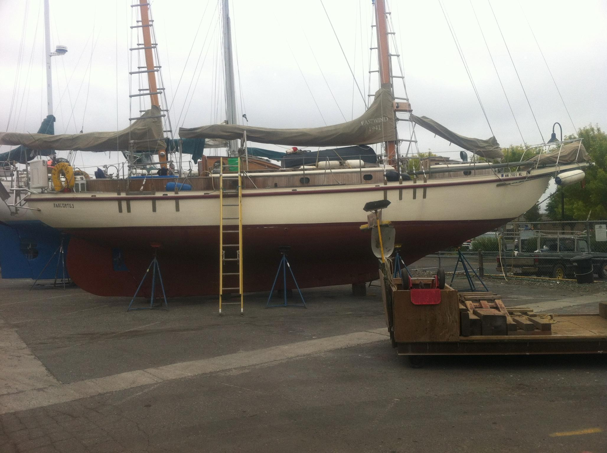 Custom Ketch, Anacortes