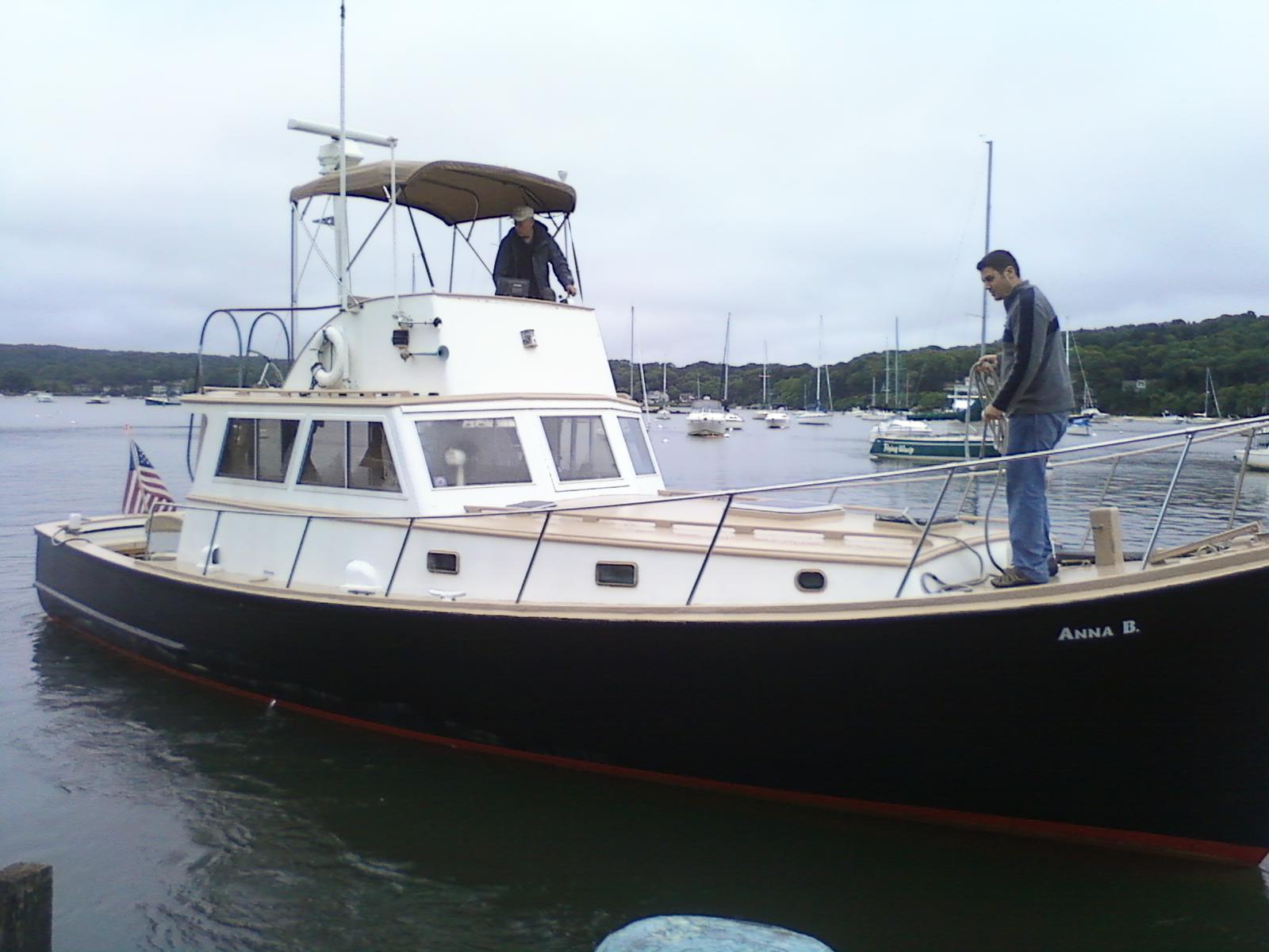 HANFFS BOATS SPORT FISHERMAN,