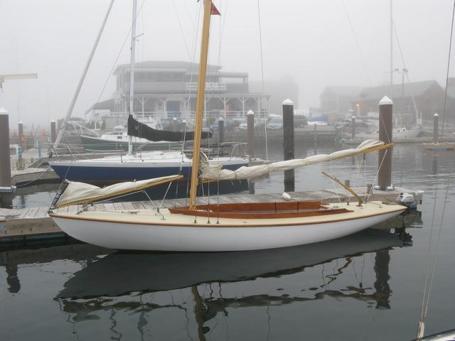Daysailer Manhasset Bay One Design, Bristol