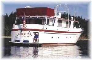 Custom Bill Garden Design, Lopez Islander Marina