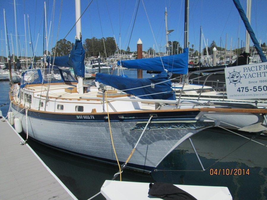 DownEast 38 Cutter, Santa Cruz