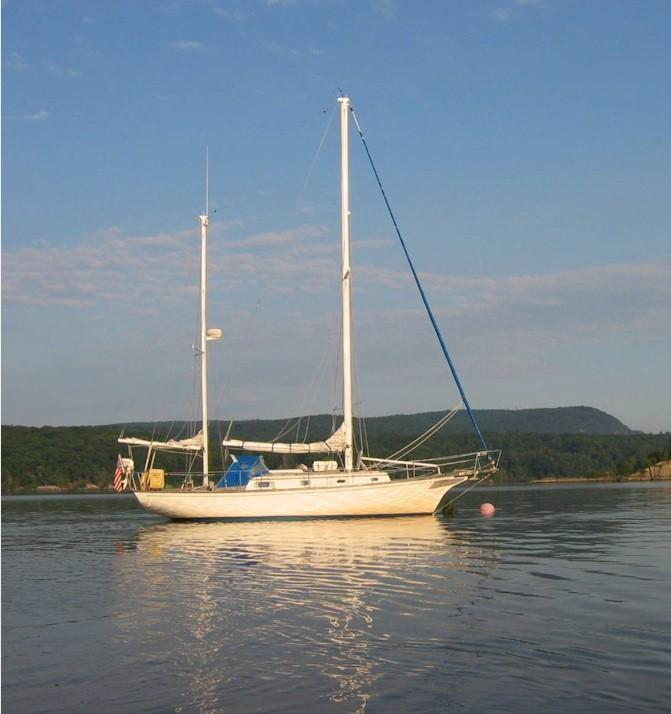 Fuji 35 Ketch, Kittery