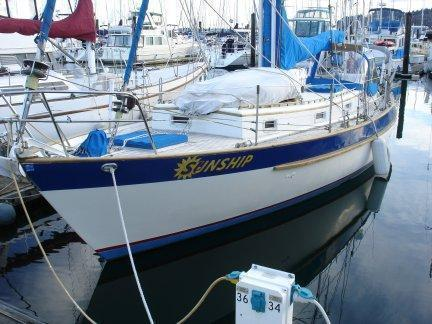 Valiant CUTTER Rigged, Anacortes