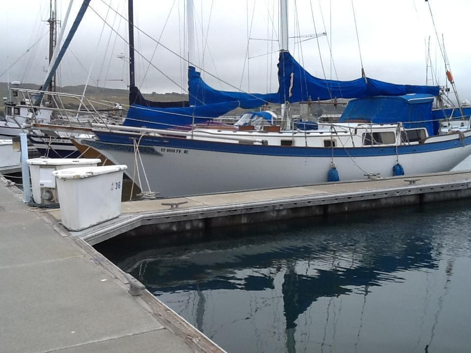 DownEast DownEaster Cutter Offers.!, Bodega Bay