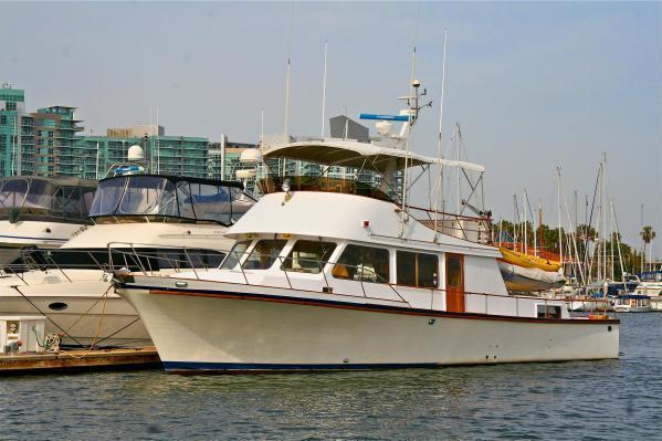 Jones-Goodell Motor Yacht, Marina del Rey