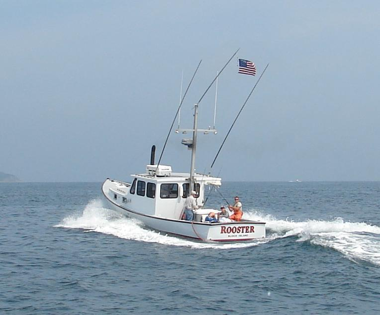 Block island brick7 boats for Block island fishing charters
