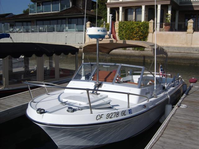 Skipjack 20 Open, NEWPORT BEACH