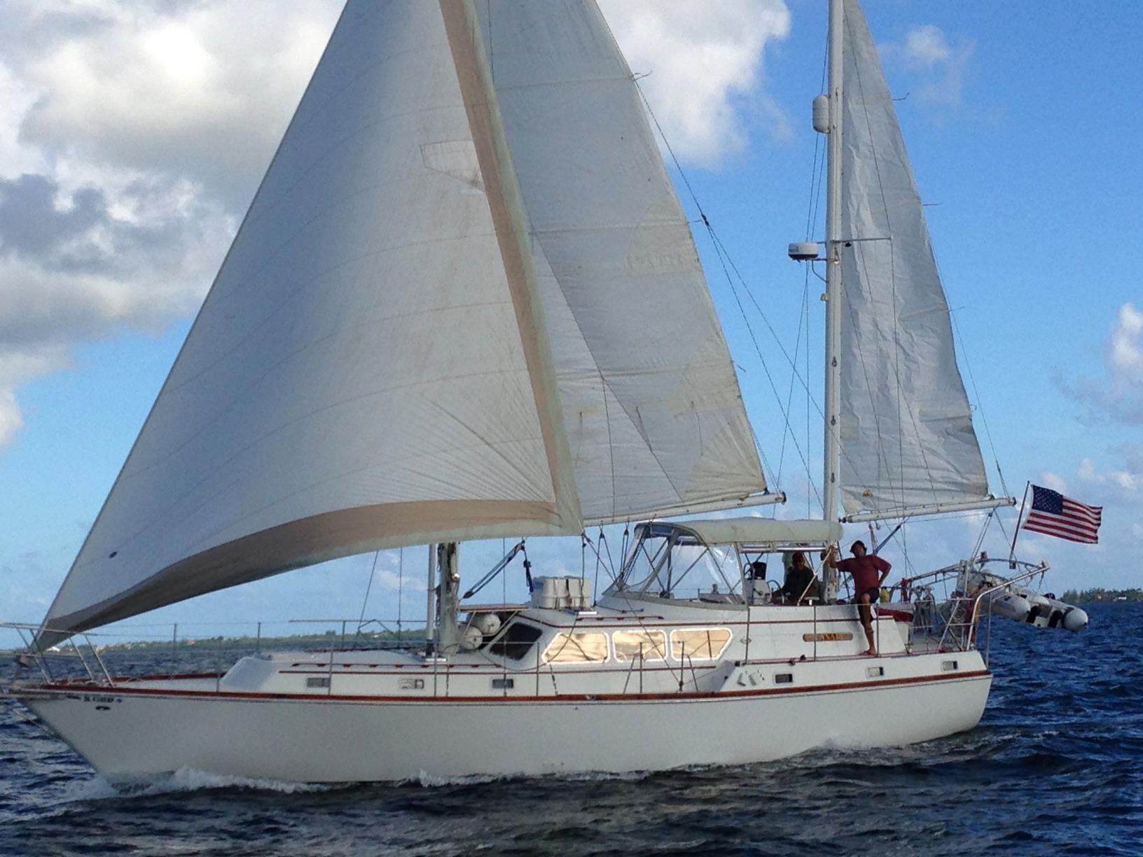 Gulfstar 47 Sailmaster Ketch (2010 Totally Repowered & Updated!), St. Petersburg