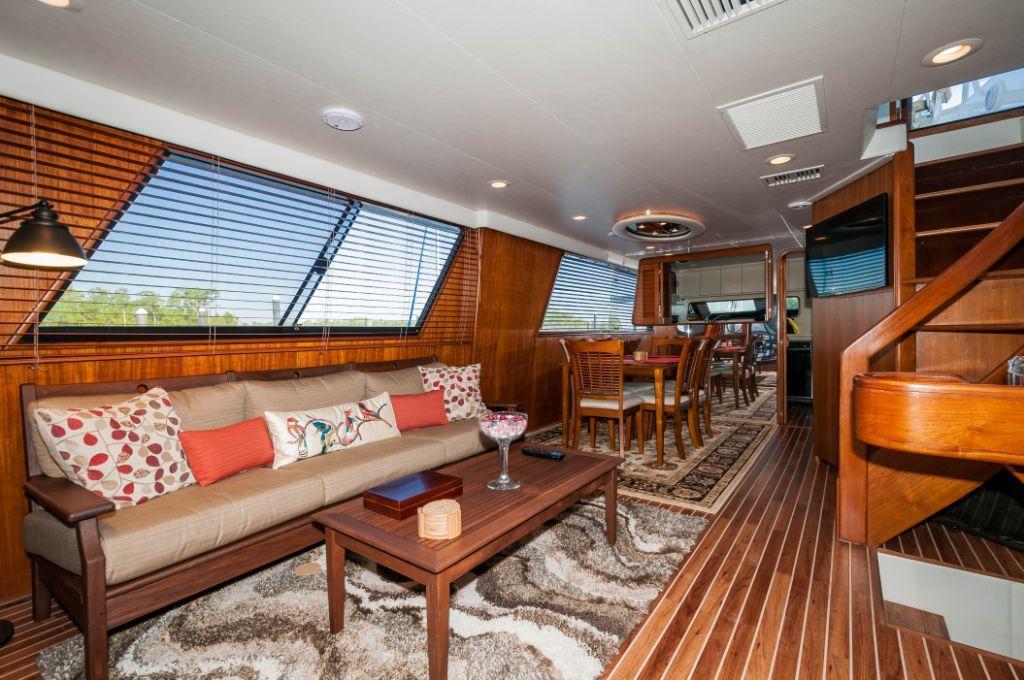 Viking Motoryacht, Orange Beach