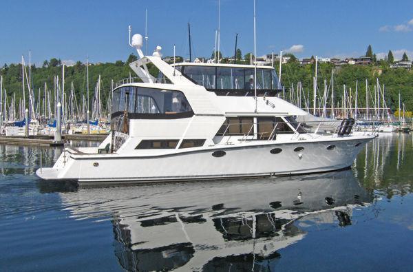 Symbol Yachtfisher, Seattle