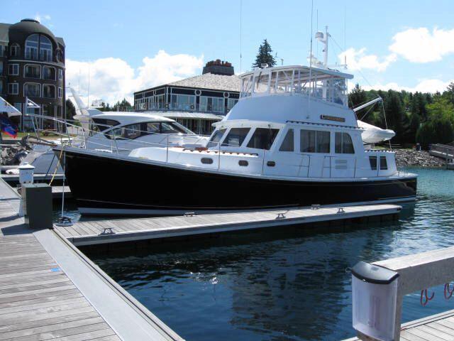 Trawler duffy duffy brick7 boats for Klakring motor co annapolis