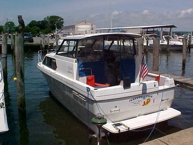 Bayliner Classic 2859, NORTH EAST