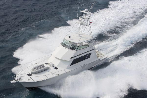 Hatteras 65 Convertible, Rockport