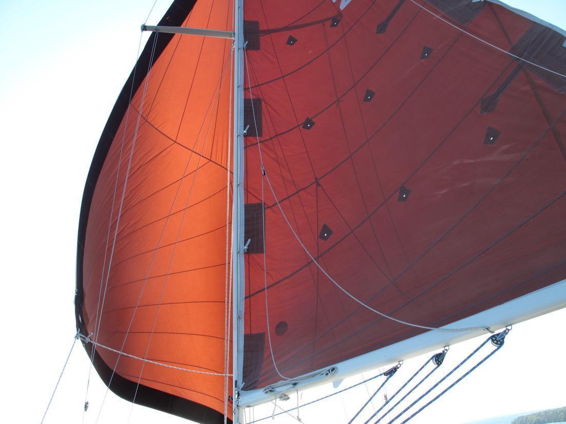 Pacific Seacraft Crealock, Bayfield