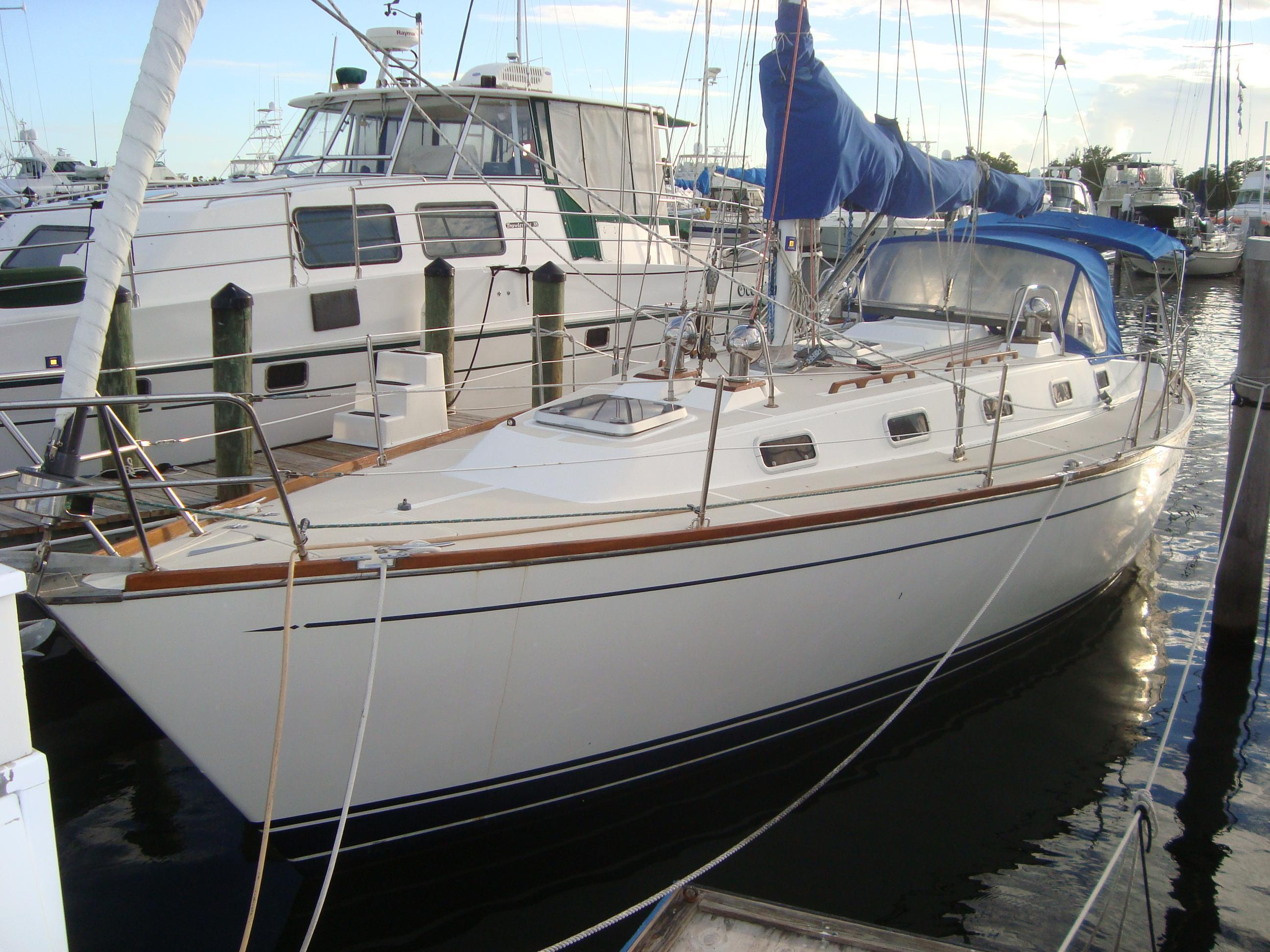Tartan 3800, Miami