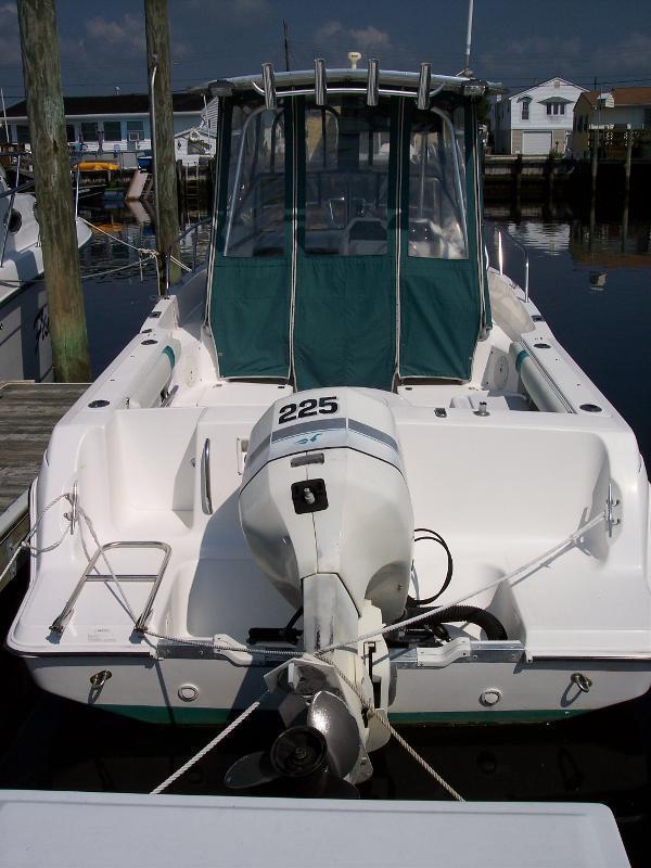 Aquasport 225 Explorer, Tuckerton