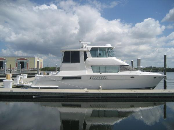 Carver 500 CPMY, Tampa