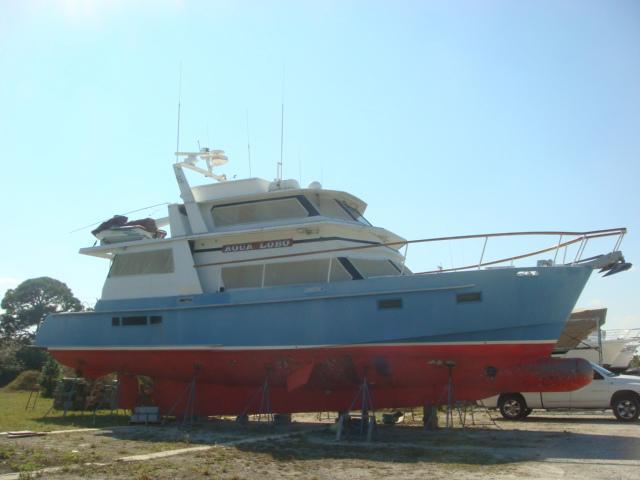 Custom Raised Pilothouse Trawler, Stuart