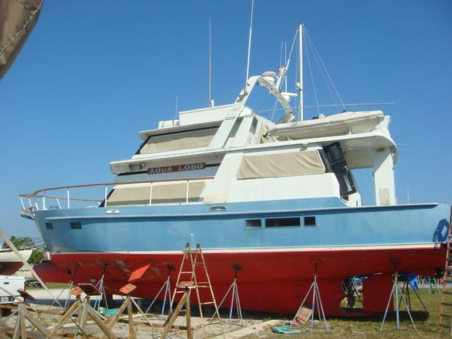 Custom Raised Pilothouse Trawler, Stuart