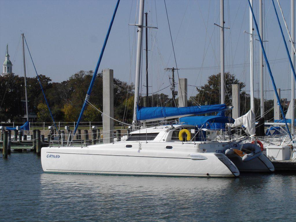Fountaine Pajot Tobago 35, Annapolis -Tracy's Landing