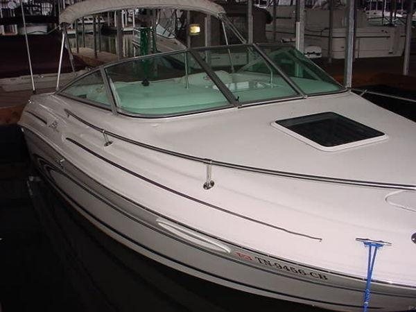 Sea Ray 215 Express Cruiser, Chattanooga