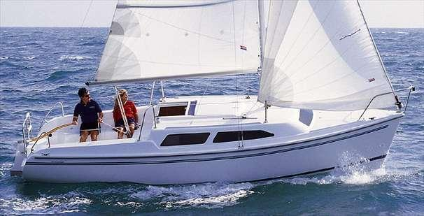 Catalina 250, Oriental