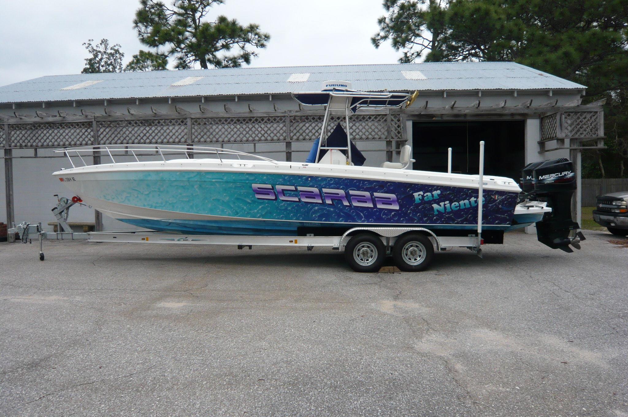 Wellcraft Scarab Sport 302, Pensacola