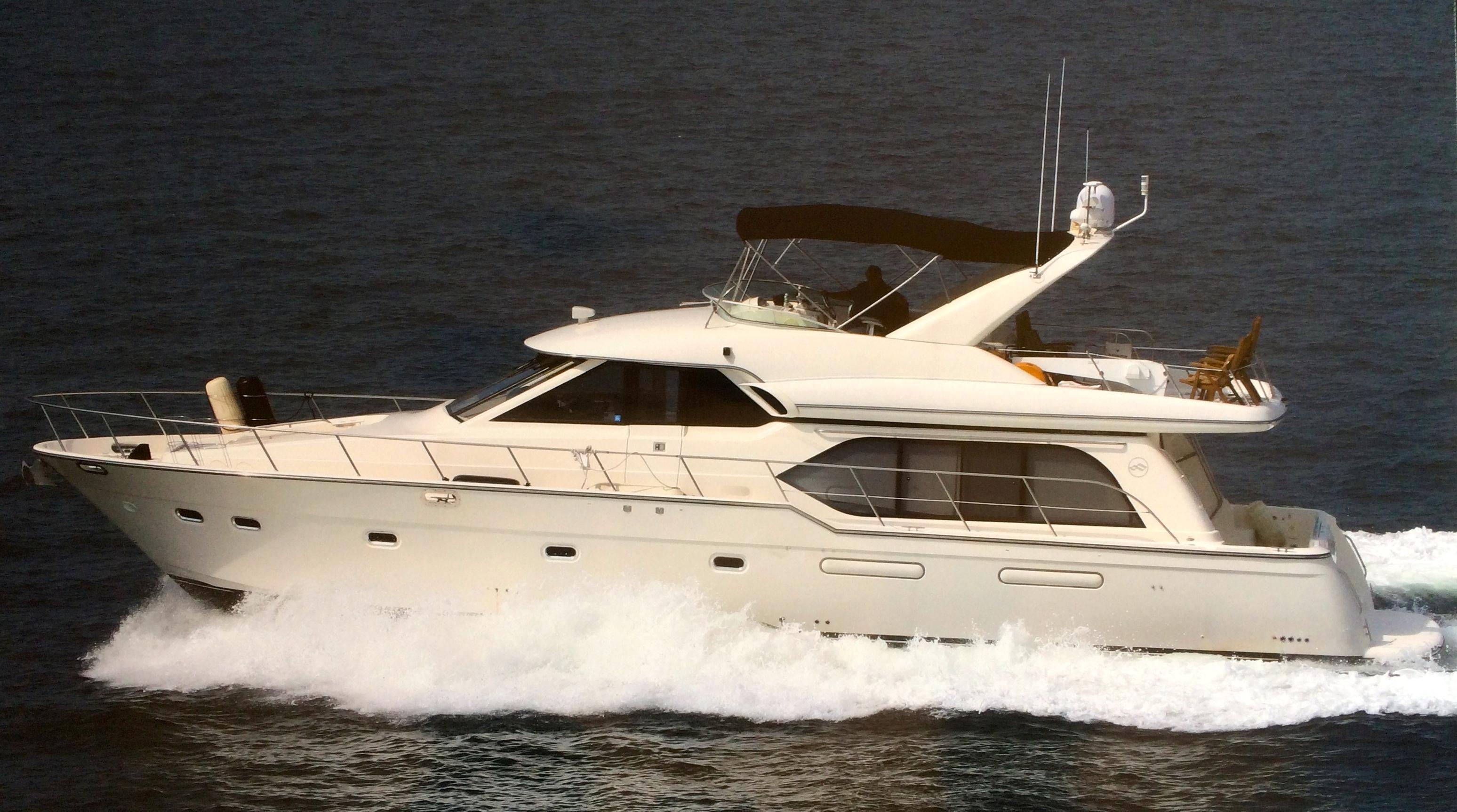 Bayliner 5788 Pilot House Motoryacht, Mattituck