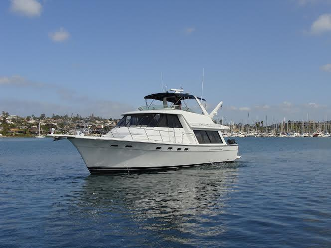 Bayliner Pilothouse, San Diego