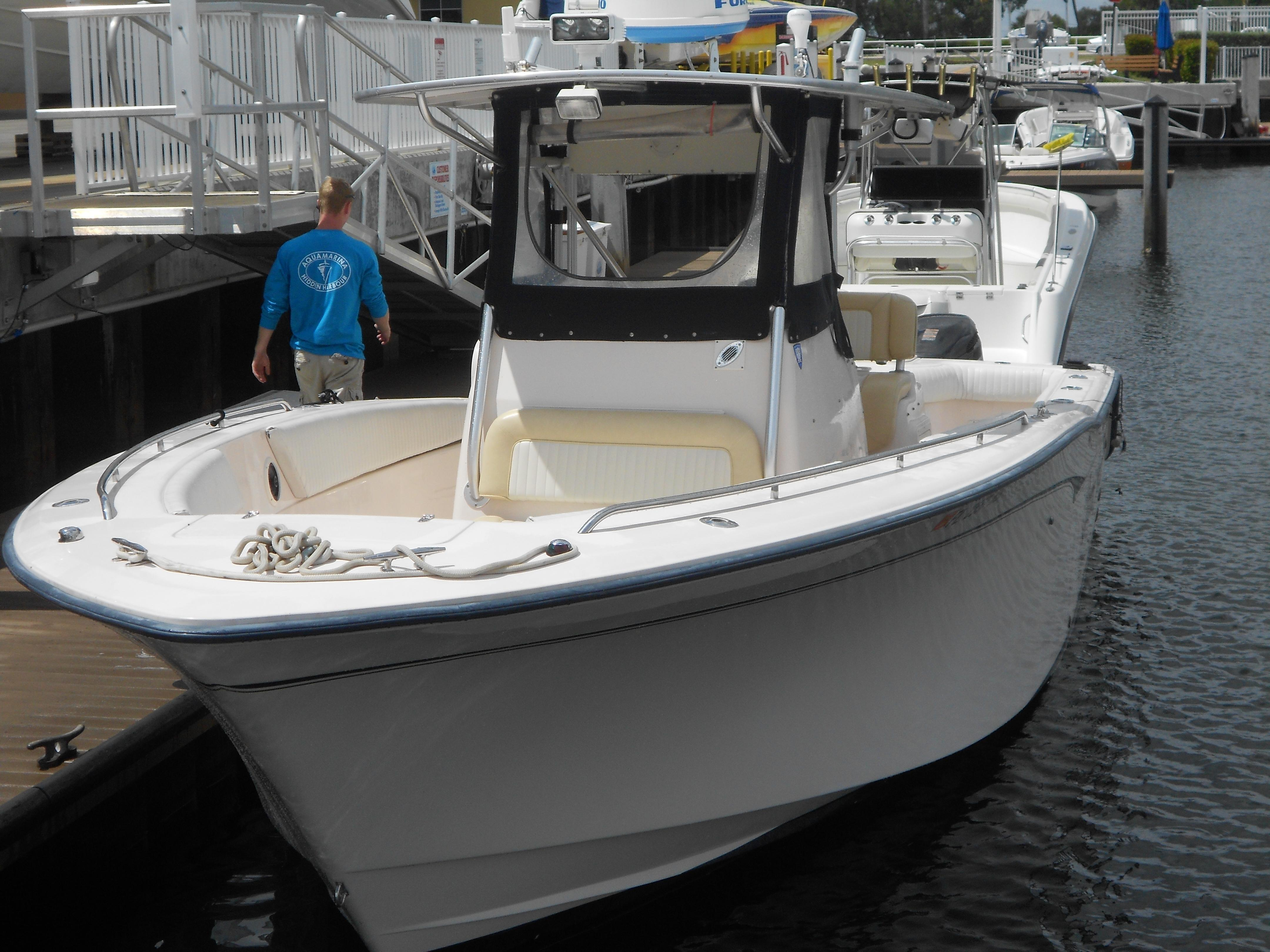 Grady-White 306 Bimini CC repowered, Fort Lauderdale