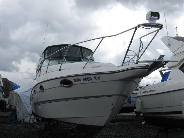 Maxum 2800 SCR, Everett