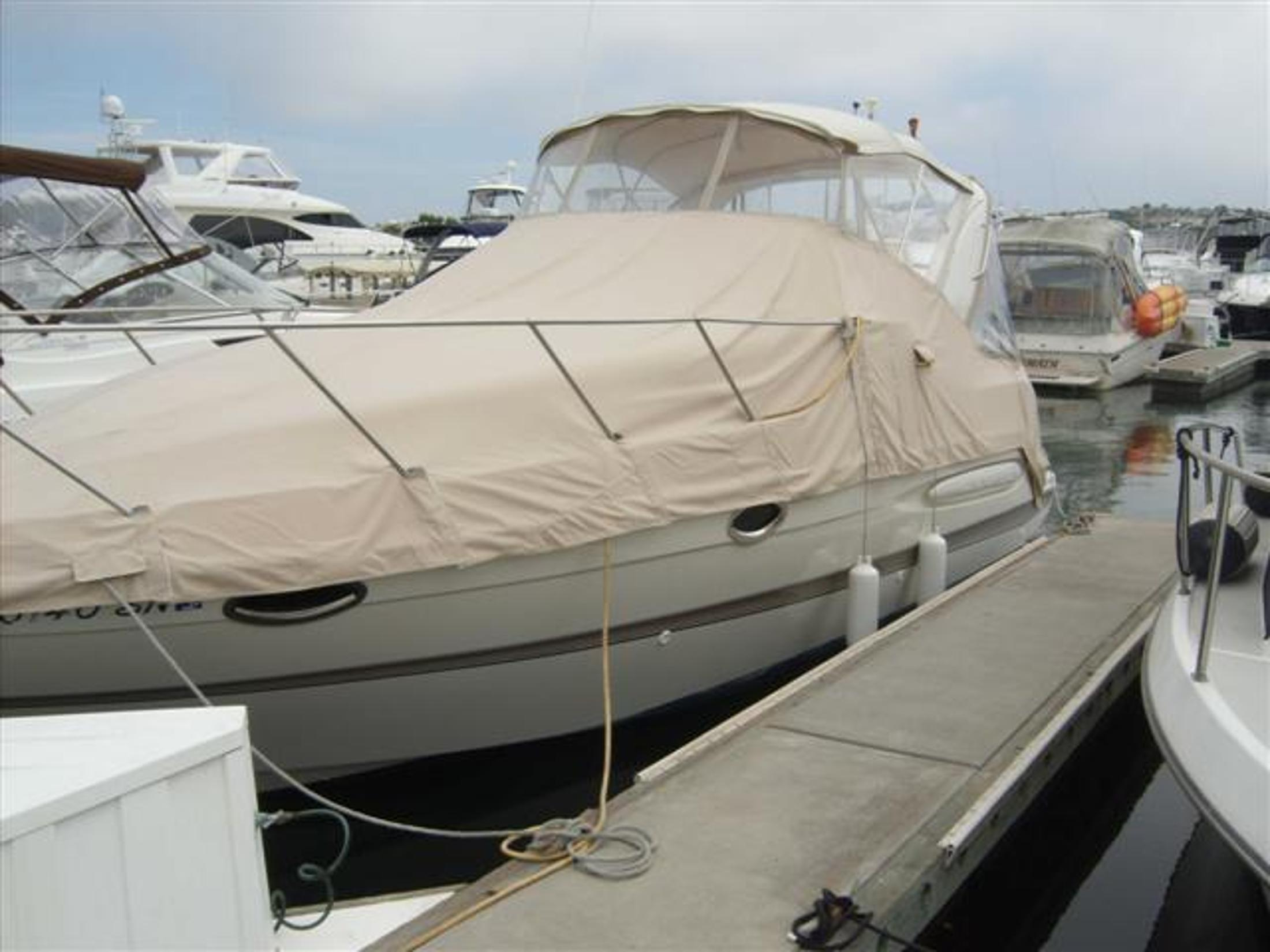 Maxum 2900SCR, NEWPORT BEACH