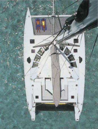 OFFSHORE PERFORMANCE CAT (PRICE DROP!!!) Epoxy/honeycomb quality charter/cruise, Tampa