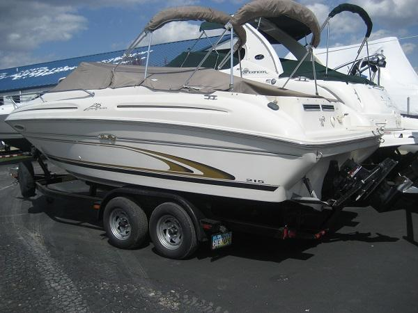 Sea Ray 215 Express Cruiser, Cincinnati