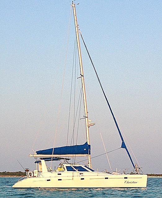 Voyage Yachts Norseman 430, Marathon