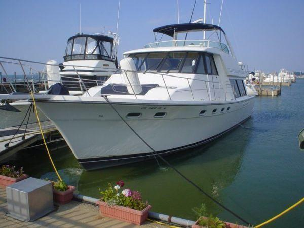Bayliner 4788 Pilothouse