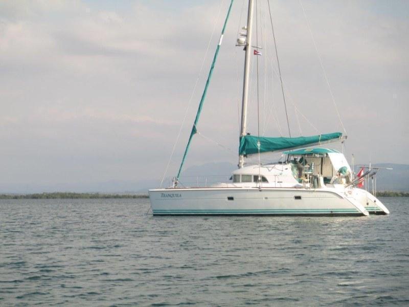 Lagoon 380, St. Augustine