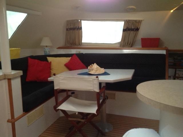 Manta 42 Sail Catamaran, West Coast