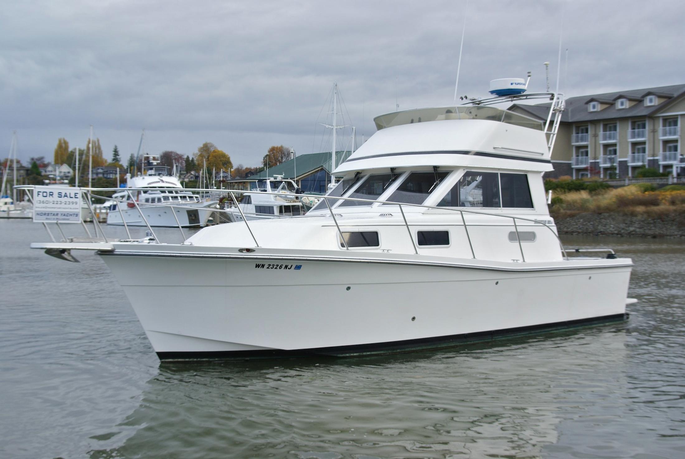 Norstar 302, Bellingham