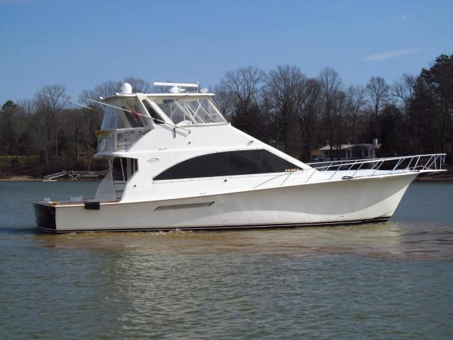 Ocean 56 Convertible - Super Sport, Chattanooga