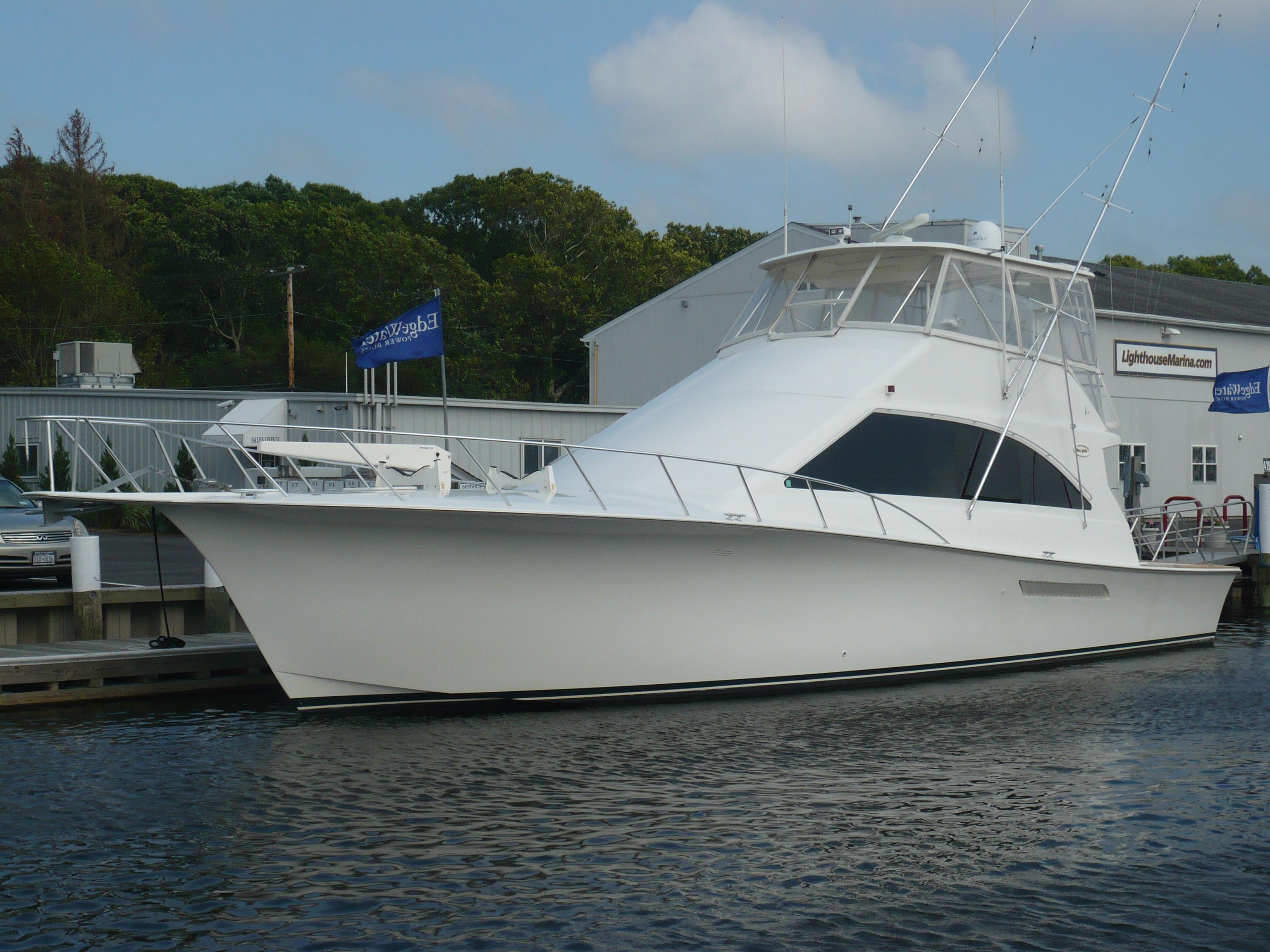 Ocean Yachts 56 Super Sport, Aquebogue