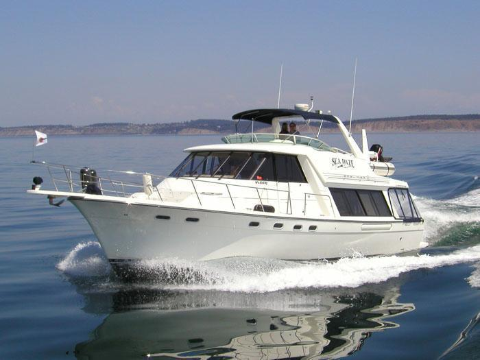 Bayliner Pilothouse 4788, Anacortes