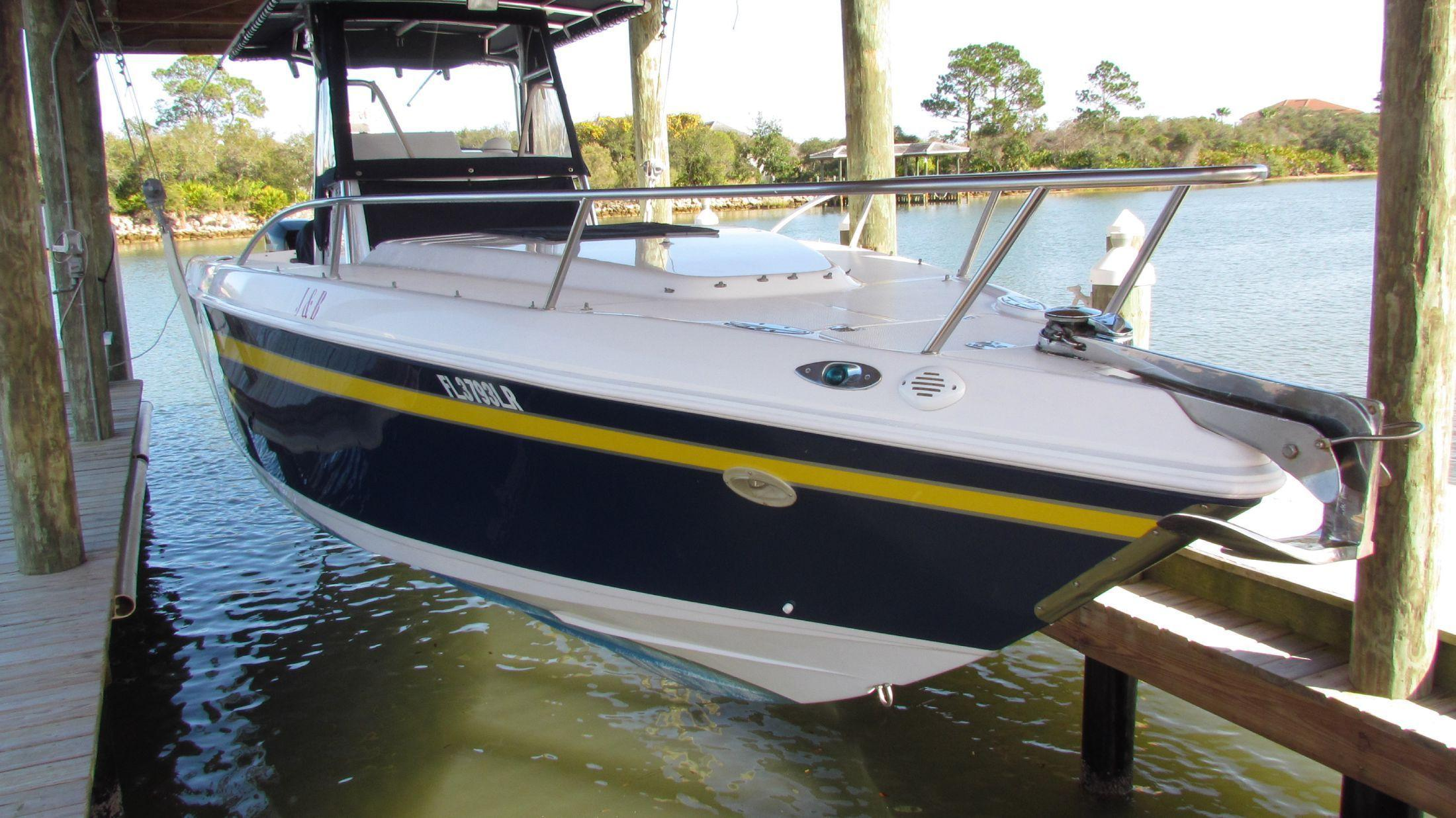 Donzi 35 Zf Daytona - Brick7 Boats