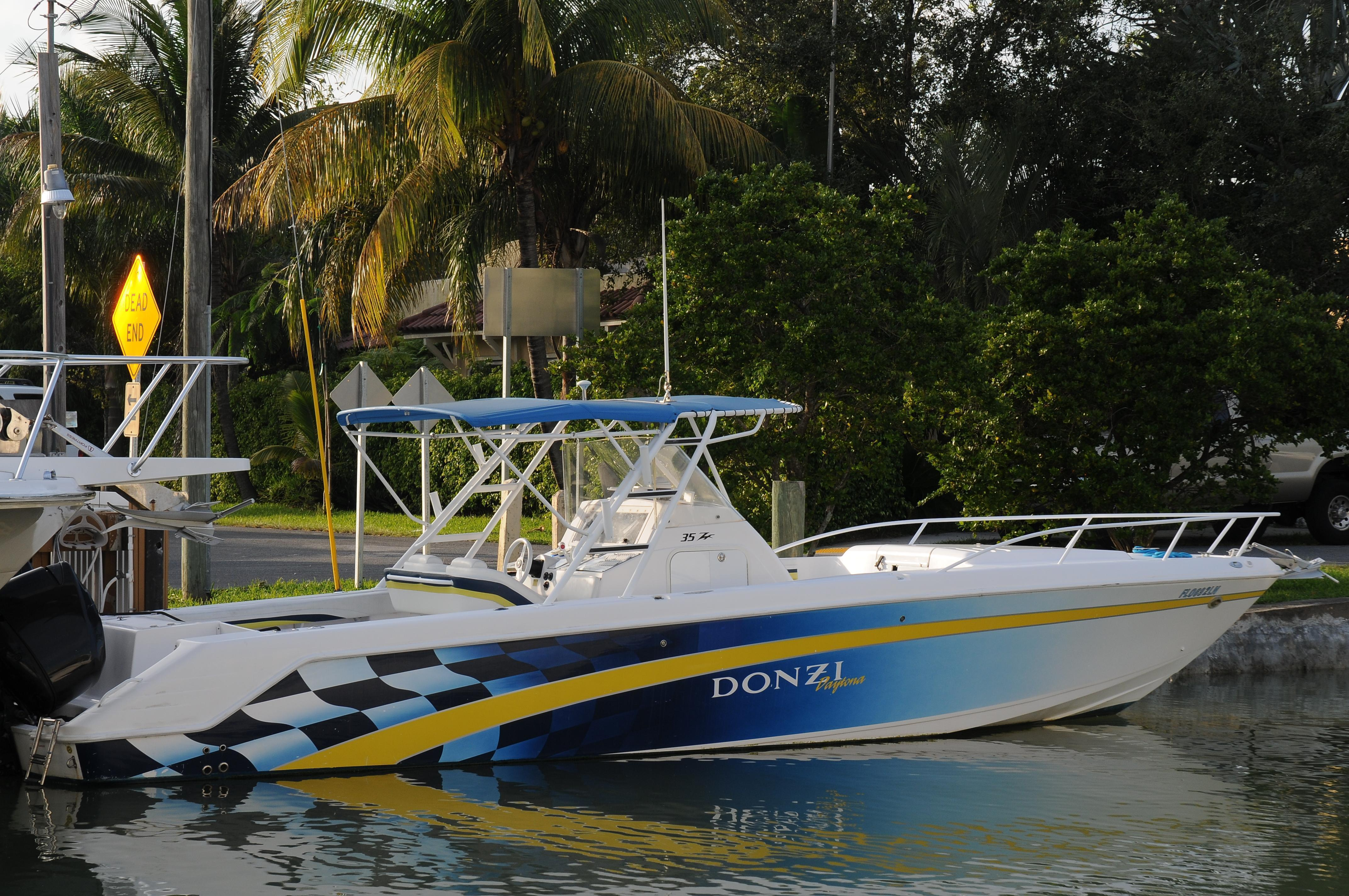 26 Donzi Zf For Sale