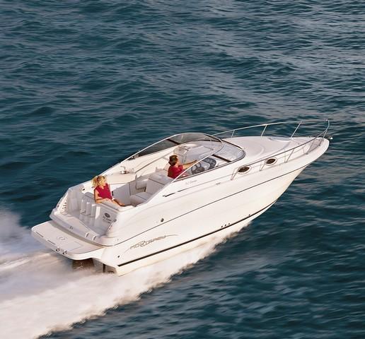 Monterey 262 Cruiser, Barrington