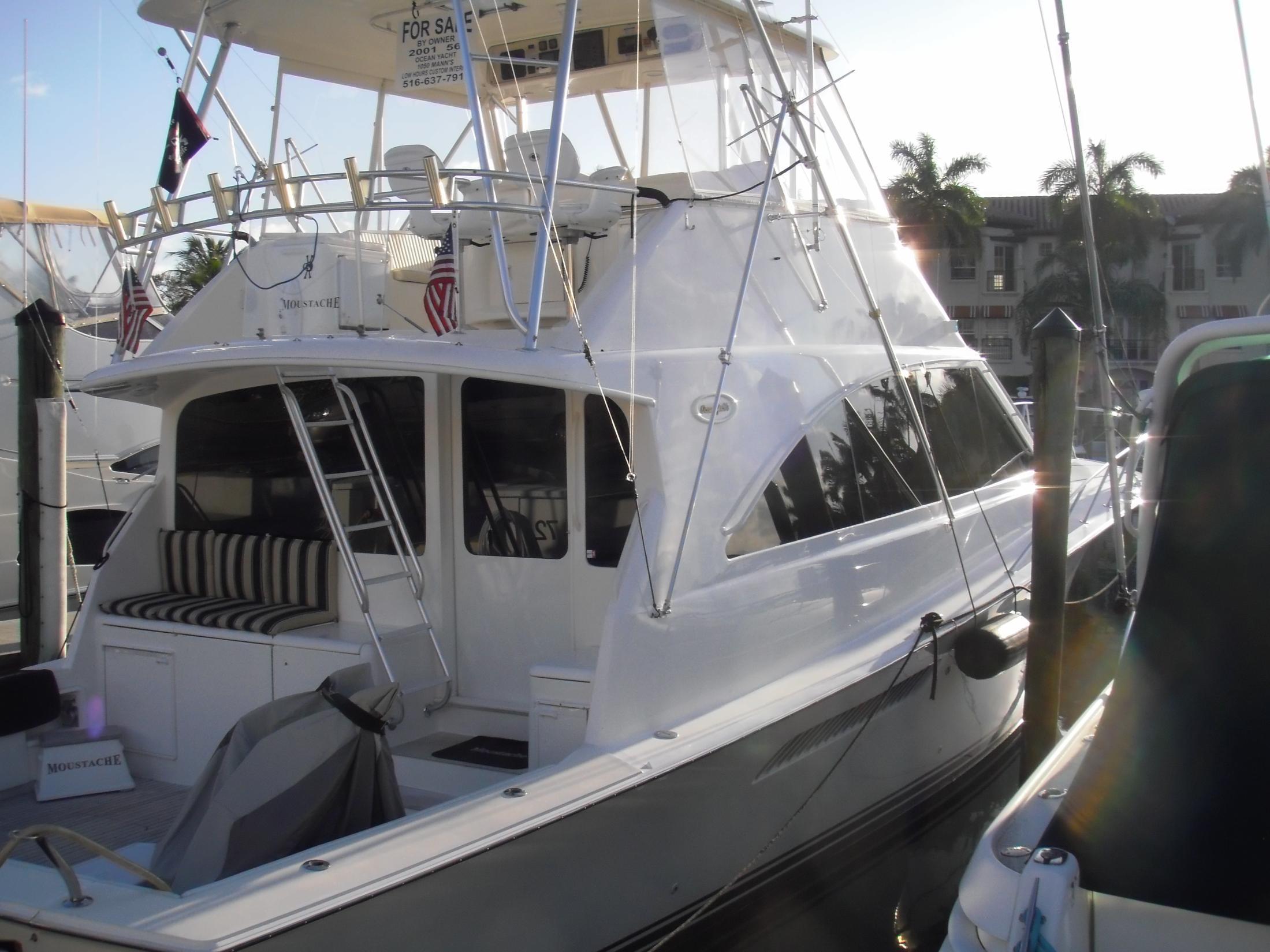 Ocean Yachts 56 Super Sport, Long Island