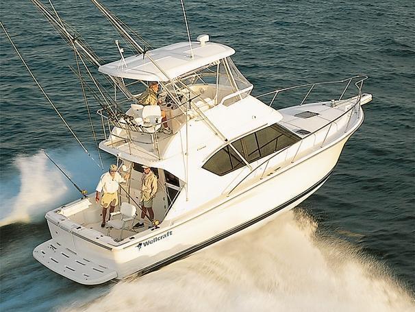 Wellcraft 350 Coastal, Pensacola