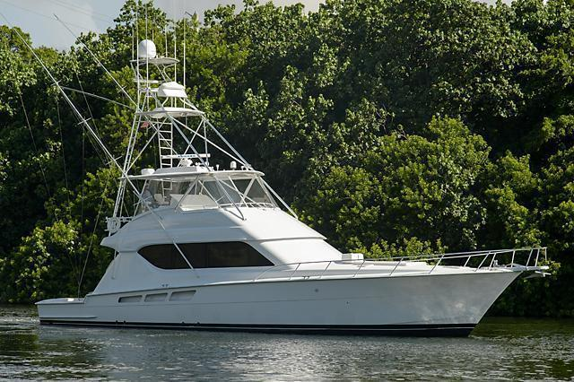Hatteras Convertible, Palm Beach