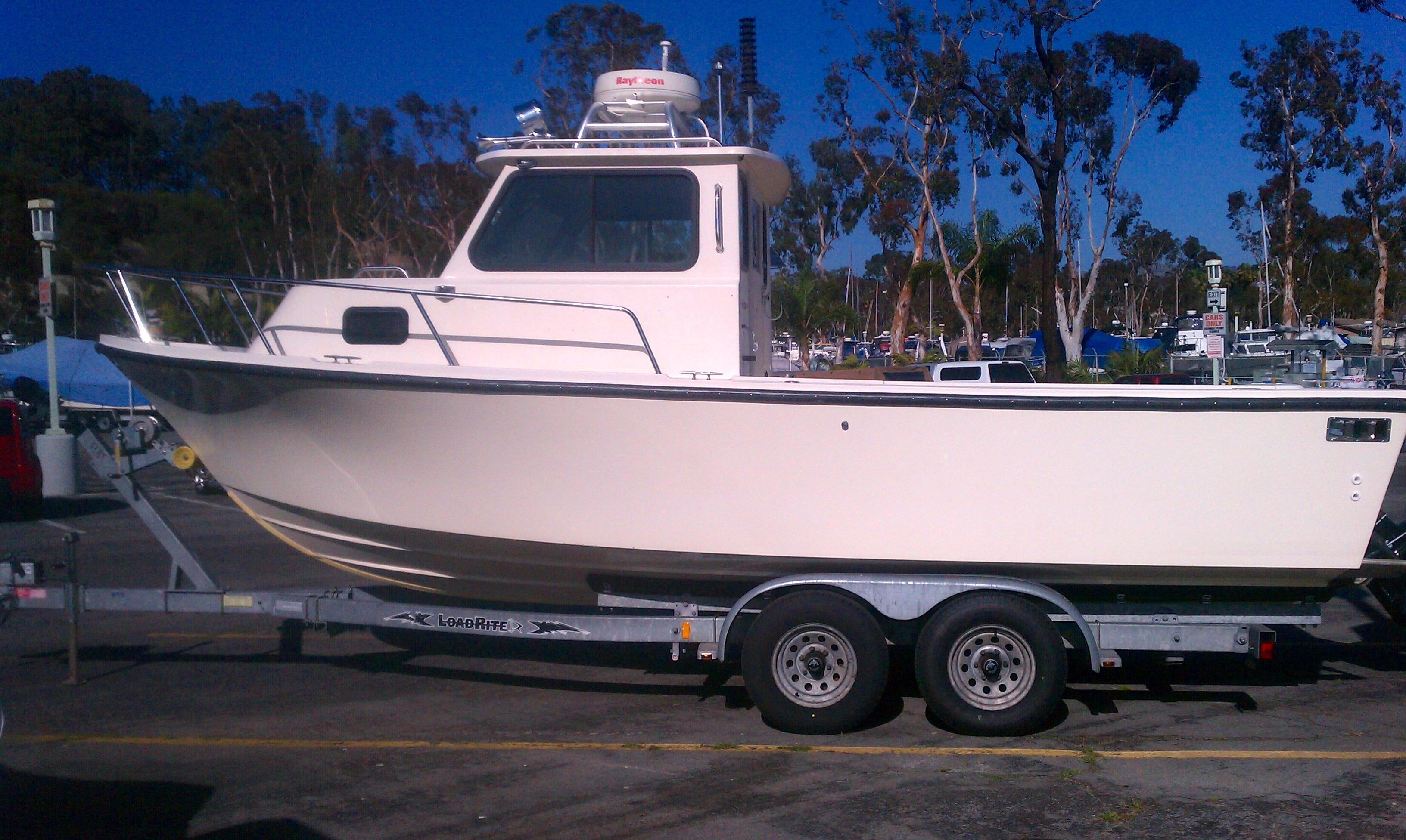 Parker 2320 Sl Pilothouse - Brick7 Boats