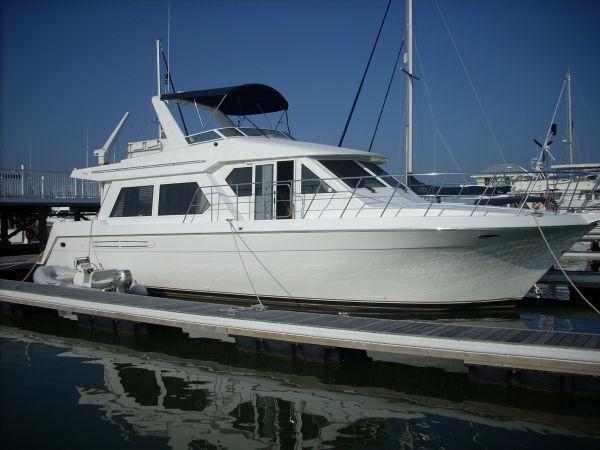 Navigator 4800 Classic Pilothouse Motoryacht, Annapolis